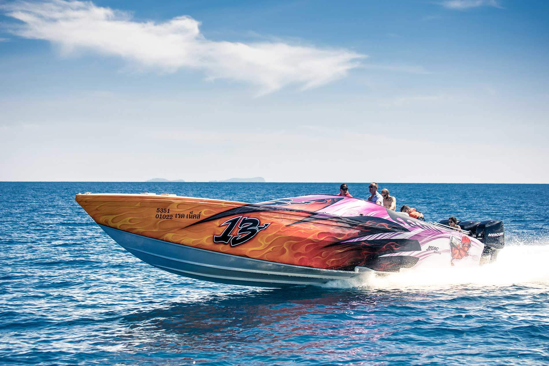 Speed Boats Xperience Phuket