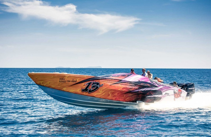 Speedboat Xperience is like a dream