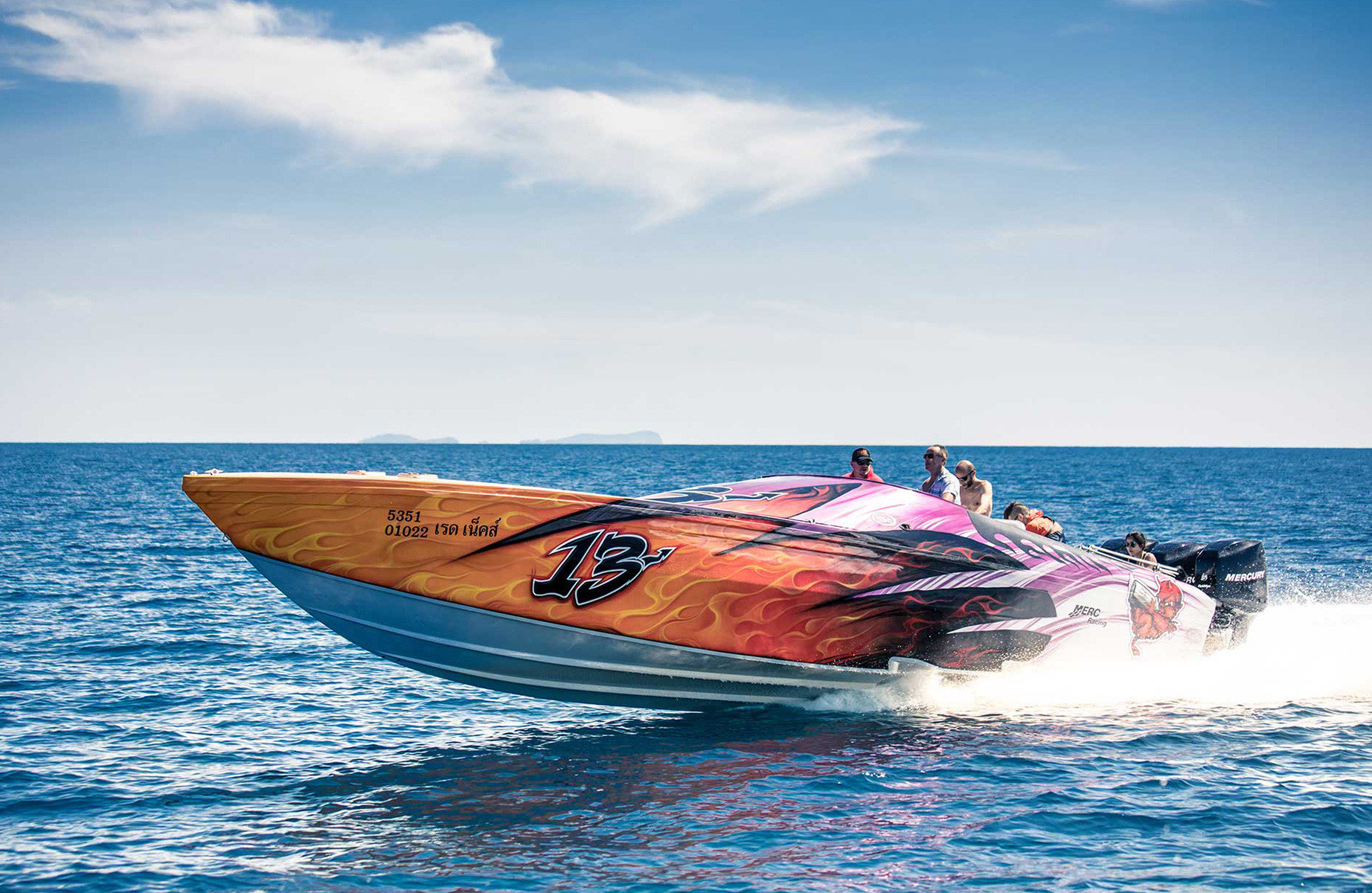 Speedboat Xperience is like a dream