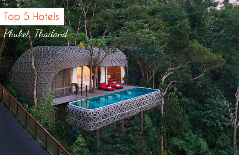Best hotels of Phuket