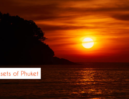 The top 5 best beach sunsets of Phuket