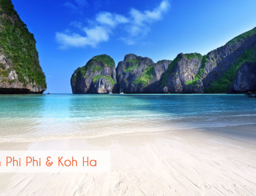 A day in Koh Phi Phi & Koh Ha